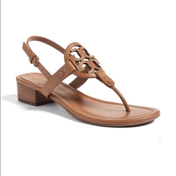 Tory Burch Shoes - Tory Burch Miller heels sandals